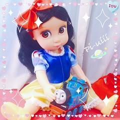 Branquinha <3 (joycekerchesdolls) Tags: snowwhite brancadeneve disney disneyanimators animatorsdisney dolls dollsflickr cute