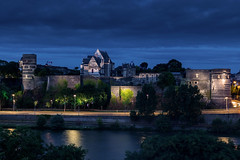 Angers by night (gribsy) Tags: angers night nuit ville lumire ambiance cit