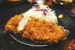 Hire Tonkatsu Set (Daniel Y. Go) Tags: fuji fujixpro2 xpro2 philippines yabu tonkatsu hire japanesefood fod