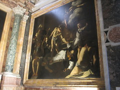 Caravaggio, San Luigi de Francesi (toti accardo palumbo) Tags: caravaggio roma san luigi de francesi