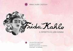 Il ritratto di una donna (Anna K Là) Tags: donna frida fridakahlo mappa ritratto kahlo maturità esame