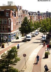 AMS (Chobinho) Tags: amsterdam jan pieter heije straat light street bike fiets pad 30