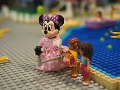 Candyland  Friends Amusement Park (crayonbricks) Tags: lego friends moc candyland afol