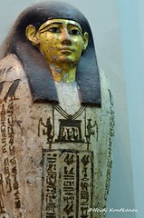 Coffin Ancient Egypt (konde) Tags: goddess sarcophagus coffin isis hieroglyphs deities ancientegypt cairomuseum anthropoid nepthys