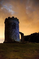 Old John (lsimons58) Tags: castle moonlight ancient tower nighttime historic history park light pollution england leicester bradgate landscape