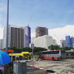 Raffles Hospital (kuabt) Tags: instagramapp square squareformat iphoneography uploaded:by=instagram lark singapore queenstreet raffleshospital churchofourladyoflourdes