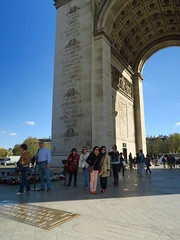 IMG_2957 (irischao) Tags: arcdetriomphe paris trip travel vacation 2016