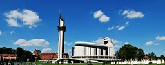jnowak64 (jnowak64) Tags: poland polska malopolska cracow krakow krakoff lagiewniki bazylikamilosierdzia architektura historia lato mik panorama sdm