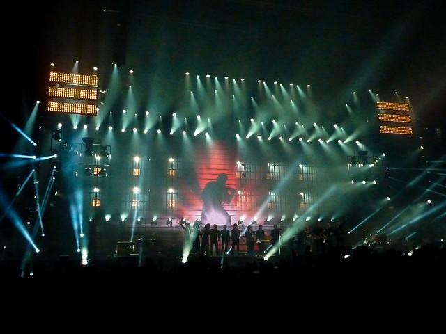 Johnny Hallyday - Stade de France, Paris (2012)