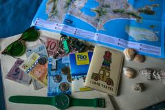 to Rio De Janeiro (Tati___Tata) Tags: brazil brasil rio travel passport     guide swatch trip riodejaneiro vacation   map