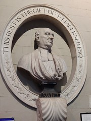 Jonathan Swift (BBuzz1) Tags: saintpatrickscathedral westsalemhighschool westsalemhighschoolfrench wshsfrench wshseurotrip dublin