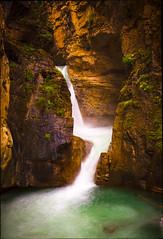 Johnston Canyon (howardpa58) Tags: cram scavengersreunited alberta banffnationalpark johnstoncanyon paulhowardphoto paulhowardphotocom paulhowardphotography water waterfall