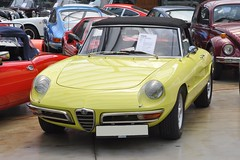 Osso di Seppia (Transaxle (alias Toprope)) Tags: alfaromeo spider 1300 duetto 1968 classicremise meilenwerk dusseldorf nikon d90 ar alfa soul styling sportscar sportcars beauty bella beautiful bellamacchina power pininfarina yellow design dohc dreamcar drophead droptop doppelnocker dream descapotable dreamcars autos auto antique amazing cars car coches coche classic classics carros carro clasico clasicos exotic italia italy iconic italian italianblood italiancars italiane italianclassics italauto italiana italiano italiani voiture vintage voitures veteran veterans vintagecar vehicle toprope twincam 50v5f 5favs