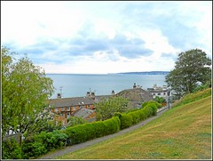 Filey Bay .. (** Janets Photos **) Tags: uk northyorkshire coastlines filey flamborough speeton bays inlets cliffs resorts