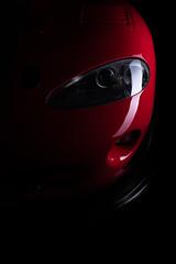 Viper (Joqe) Tags: dodge viper v10 car auto automobile red racing trackcar skne sverige sweden bil rd banbil bbs stripes 91 canon canon5dsr gtsr flash
