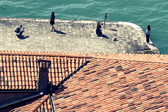 Tourists in Venice (margycrane) Tags: venice venezia wenecja