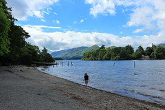 Derwent Water, Keswick (Mike.Dales) Tags: derwentwater keswick nationaltrust lakedistrict lake cumbria england friarscrag