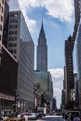 Manhattan, New York City (billandkent) Tags: 2016 billcannon nyc newyork newyorkcity manhattan billandkent city unitedstates us usa chrysler chryslerbuilding