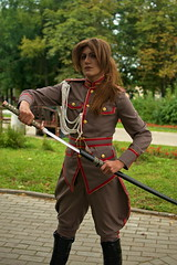 DSC_2106_ready (virtual comandante) Tags: jrock cosplay cosplayphoto military