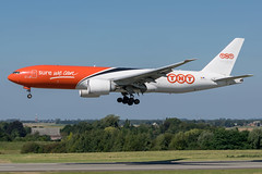 TNT / B772 / OO-TSA / EBLG 23L (_Wouter Cooremans) Tags: eblg lgg liege liegeairport spotting spotter avgeek aviation airplanespotting tnt b772 ootsa 23l b777 b772f b777f asl airlines belgium aslairlinesbelgium