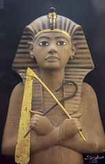 #17 (Tarek Ezzat) Tags: egypt egyptian museum pharaoh old      cairo revuenon lens 35105mm m42  canon eos 600d dslr people sculpture    tutankhamun   wood portrait depth field