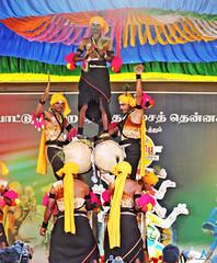 Festival of Pondicherry 15.08.16 (pondicherry arun) Tags: dancers karagam pondicherry puducherry beach fte de