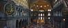 Hagia Sophia (spipra) Tags: turkey europe hagiasofia interior architecture monument landmark religious religion christianity christian temple panorama panoramic ayasofia