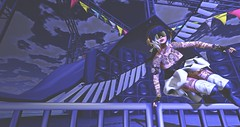ID & BOILDEGGCCB*7 (KaNa) Tags: secondlife sl ss snapshot secondlifefashion secondlifeblog fashion blog event ccb creatorscollectionbox {id} boildegg olive tentacio mutresse re japan