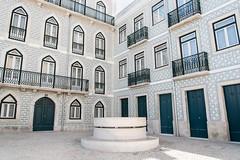 Lisbon (karinevanderwerf) Tags: lisbon portugal azulejo architecture outdoor city