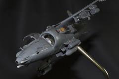 1/72 Airfix BAe Harrier GR9A (Ian K Price) Tags: 172 airfix bae harrier gr9a