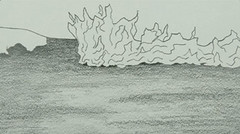 Schermafbeelding 2013-03-27 om 11.18.33 (Wout van Mullem) Tags: wave waves beach horizon drawing pencil animation sequence