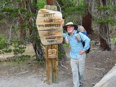Entering Ansel Adams Wilderness (Mike Dole) Tags: johnmuirtrail california sierranevada anseladamswilderness inyonationalforest