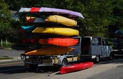 The colours of kayaking (Paul Anthony Moore) Tags: kayak kayaking coldspringharbor longisland newyork