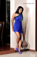Mumbai Actress NIKITA GOKHALE Photos Set-2 (6)