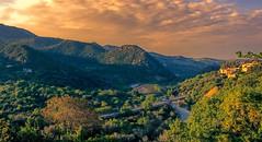_Light on the valley_ (* landscape photographer *) Tags: italy primavera europe tramonto nuvole valle luce paesaggio lucania nikond90 salvyitaly