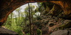 Grays Arch Revisited (Karen&Guy) Tags: arch kentucky ky redrivergorge rrg graysarch danielboonenationalforest dbnf