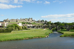 Carcassonne, France, May 2015