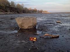 Donnacona, Québec, Canada. St-Lawrence river. (Dguyzé) Tags: landscapes pinhole setup makingof zeroimage zero69 sténopé setupshot sténopė