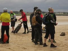 2015 Forth Fat Day 1 (reizkultur) Tags: beach cycling coast scotland edinburgh fat mountainbike east forth mtb salsa surly markus lothian sarma fatbike visitscotland stitz coastkid fabike