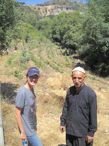 Nabeh Elsafa  Visit Inspect plants b Sep, 2014