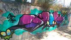 SLOB mdr (beengraffin) Tags: blue grass graffiti 22 san purple sandiego teal egg diego daily sd eggs piece chem mdr eygpt routine sune 2015 syer daygo robn mdrk 2k15