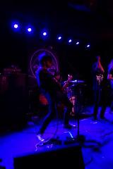 Huldra 3 (Distorted Notes) Tags: heavymetal thrash deathmetal huldra thrashmetal saintvitusbar stvitusbar