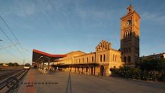 Toledo Railway Station (jan-krux photography - thx for 1.5 Mio+ views) Tags: station architecture train buildings europa europe eisenbahn railway olympus toledo trainstation highspeed renfe em1 schnell bauwerke eisenbahnen hochgeschwindigkeitszug spanie