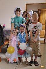 3. Детский праздник «Святая Троица»
