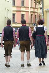 Lederhosen in Regensburg Explore 20150608 (Olga and Peter) Tags: germany lederhosen regensburg duitsland youngsters jugend jeugd fp1060627