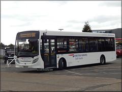 BA 8360 (SN15 LKG) 4 (Colin H,) Tags: bus rally 200 shuttle concorde cobham british alexander dennis airways e200 dart enviro brooklands adl staf 2015 lkg ibp alexanderdennis enviro200 ipswichbuspage sn15 colinhumphrey sn15lkg