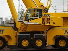 NMT Terex-Demag AC 700 (Jack Westwood) Tags: bridge crane cranes nmt walsall lifting radius terex heavylift demag cranehire craneservices ac350 terexdemag ac700 craneweldexselecplantcranescranagecrane