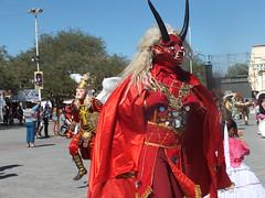 Malganis (Robinson Fernando) Tags: chile religion demon diablo iquique bailes teufel tirana latirana
