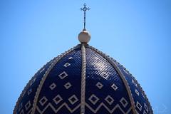 La perla de Altea !!! (Device66) Tags: blue costa church azul nikon device blanca altea