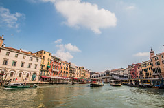 Grand Canal (ArtinArt) Tags: venice italy love city water canals houses sticks